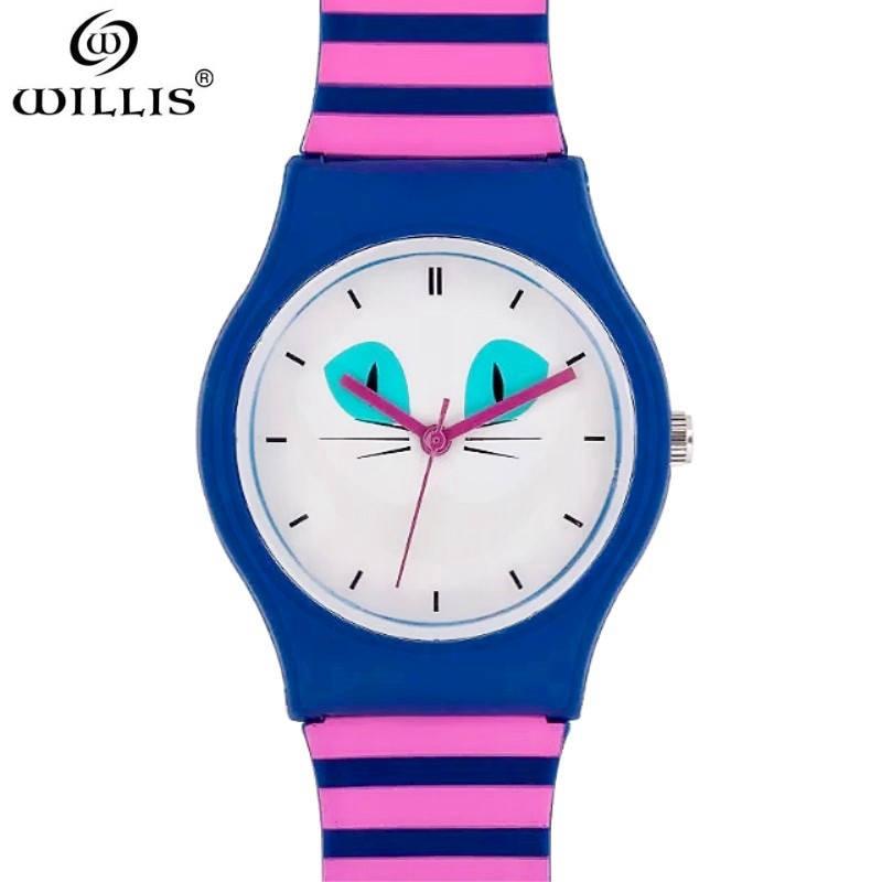 WILLIS Fashion Αθλητικά Γυναικεία WristWatch - Γυναικεία ρολόγια - Φωτογραφία 1
