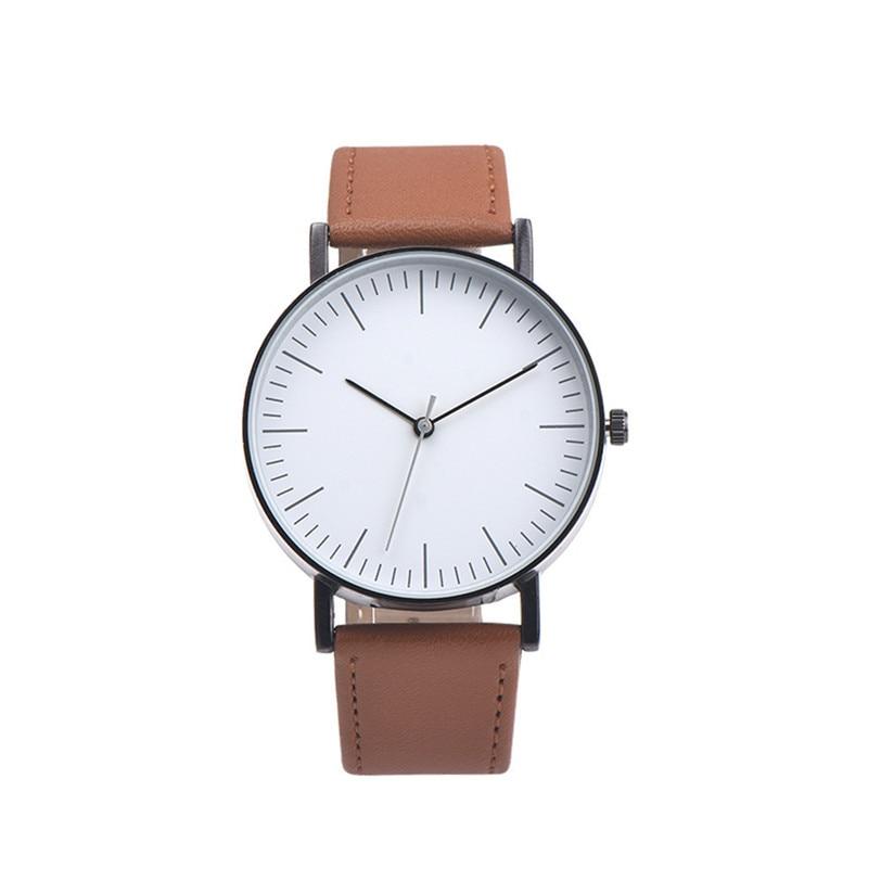 Fashion Unisex Casual Quartz Watches 2017 Luxury Brand Women Wrist Watches Hot Sale Female Hour Relogio Feminino Clock 4 *