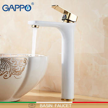 GAPPO basin faucets bathroom color faucets Deck mounted faucets waterfall taps water mixer tap bathroom taps basin mixer