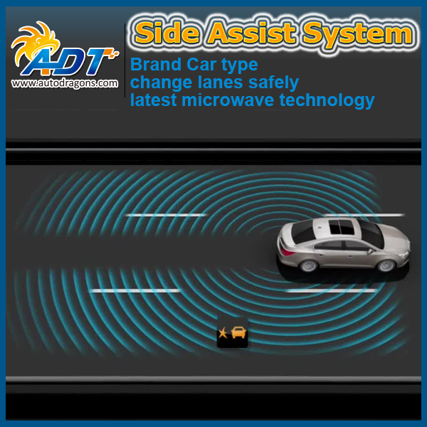 Для Benz Mercedes класса (w176) модель 2016 Blind Spot Side Assist Система/BLIS (Blind Spot Information System)
