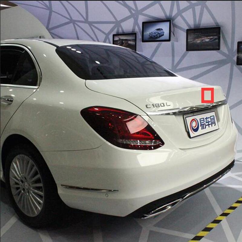 Mercedes Benz CLA250 CHROME TRUNK LOGO LETTERS BADGE EMBLEM FREE SHIPPING