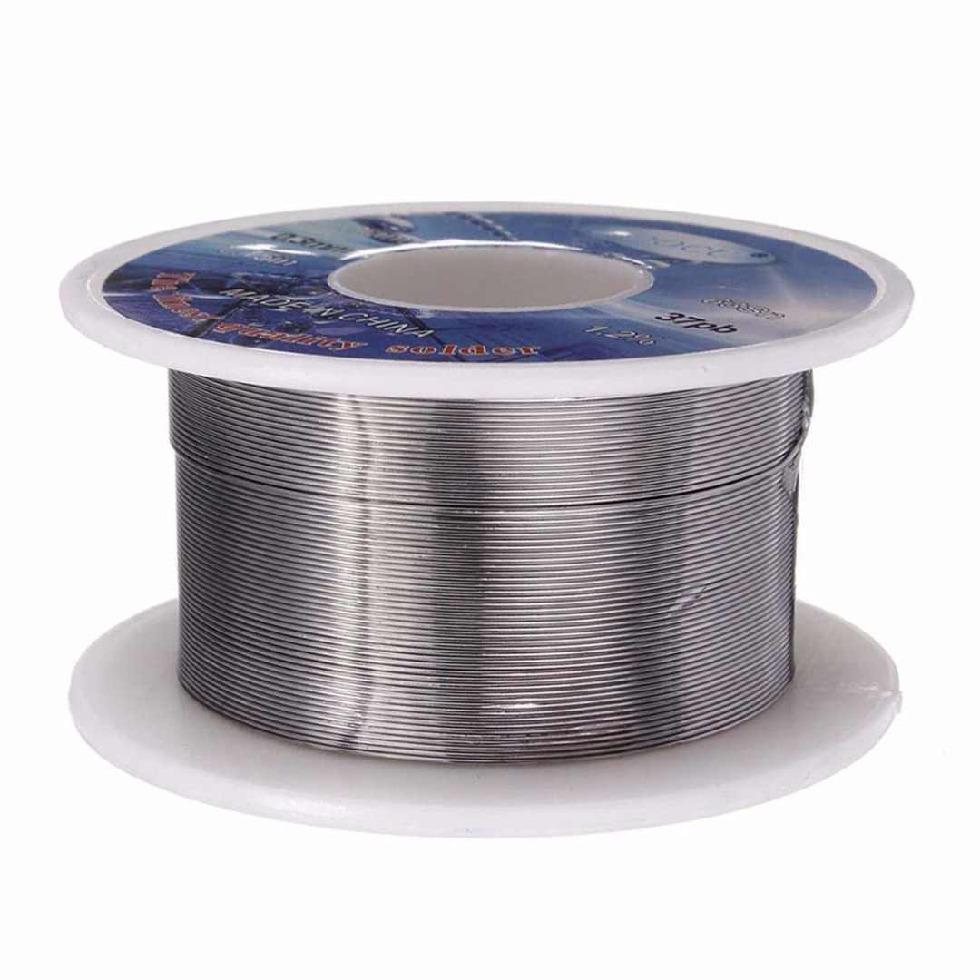 63//37 Tin Lead Line Soldering 0.3mm Rosin Core Solder Flux Welding Wire Reel Kit