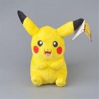 25 cm Pikachu Farcito Peluche, Capretti del bambino Del Fumetto Immagine Bambola del Regalo di Trasporto Libero