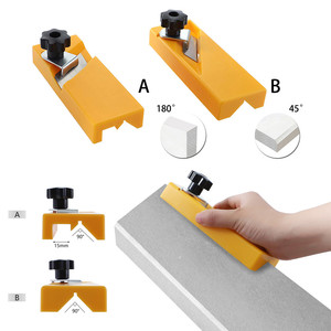 Gypsum Board Hand Plane ABS Plastic Plasterboard Planing Tool Flat Square Drywall Edge Chamfer Woodworking#S