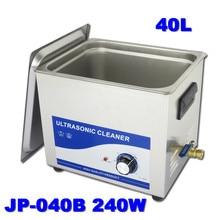 Electric Workshop globe JP-040B ultrasonic cleaner 10L AC 100V ~ 240V Hardware accessories computer motherboard washing machine