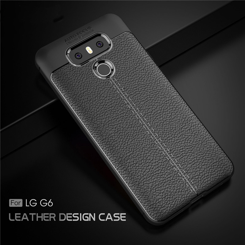 Case For LG G6 Plus Back Cover TPU ShockProof Soft Silicone Rubber Cases For LG G6 Case Phone Protector G 6 H870 MG600L