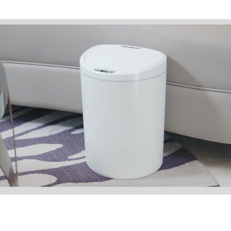 Image 4 - Xiaomi Mijia NINESTARS Intelligent Sensor Trash Can 10L Capacity on key Control Adjustable Sensing Distance Home Trash Bin-in Smart Remote Control from Consumer Electronics