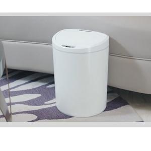 Image 4 - Youpin Mijia NINESTARS Intelligent Sensor Trash Can 10L Capacity on key Control Adjustable Sensing Distance Home Trash Bin