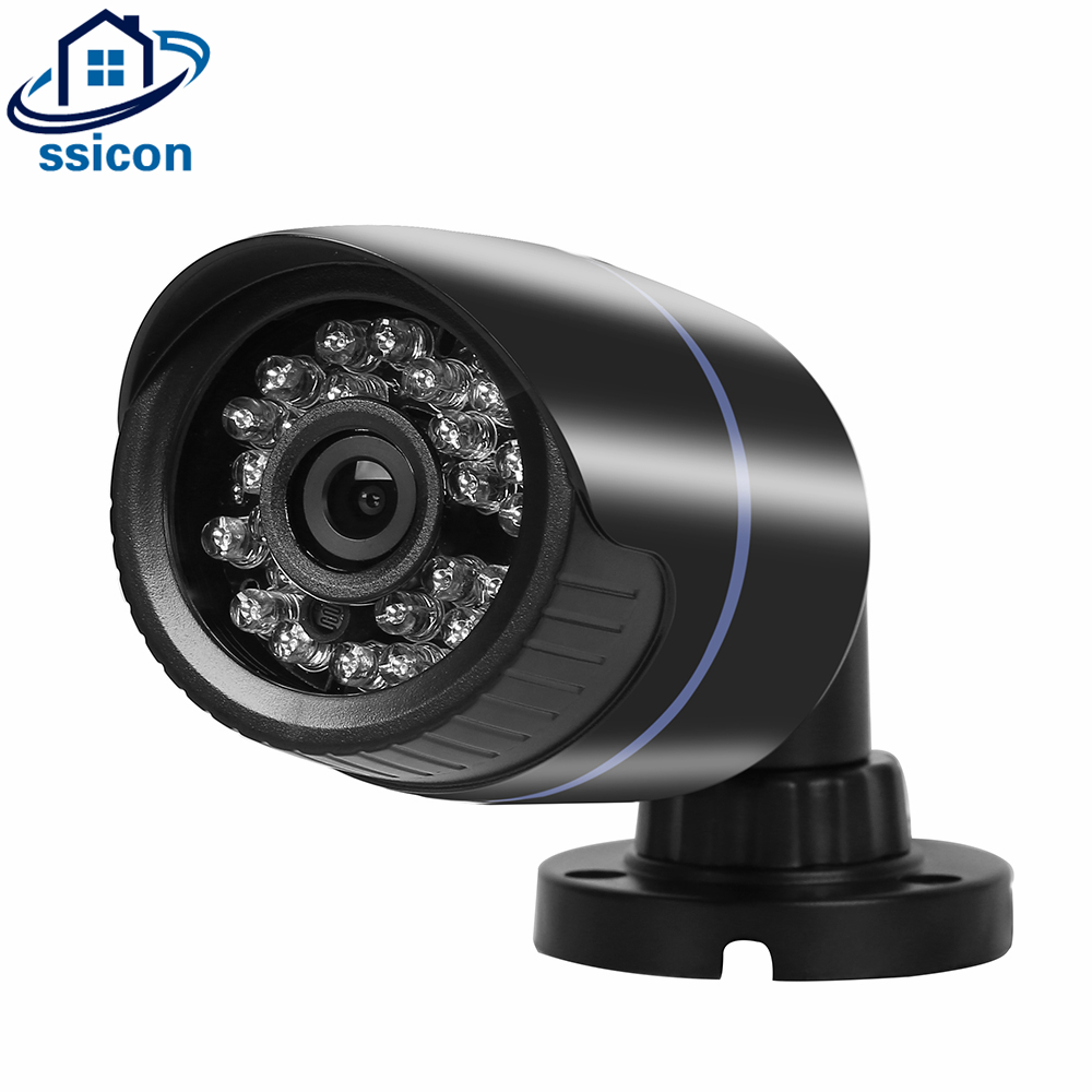 SSICON 960P 1080P Waterproof Bullet AHD Camera Outdoor With OSD Menu bullet camera tube camera headset holder with varied size in diameter