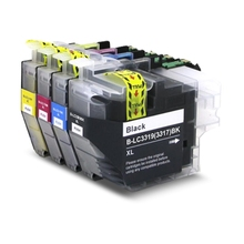 einkshop LC3319xl Ink Cartridge For Brother LC3319 LC 3319 MFC-J5730DW MFC-J5330DW MFC-J6530DW MFC-J6730DW MFC-J6930DW Printer цены