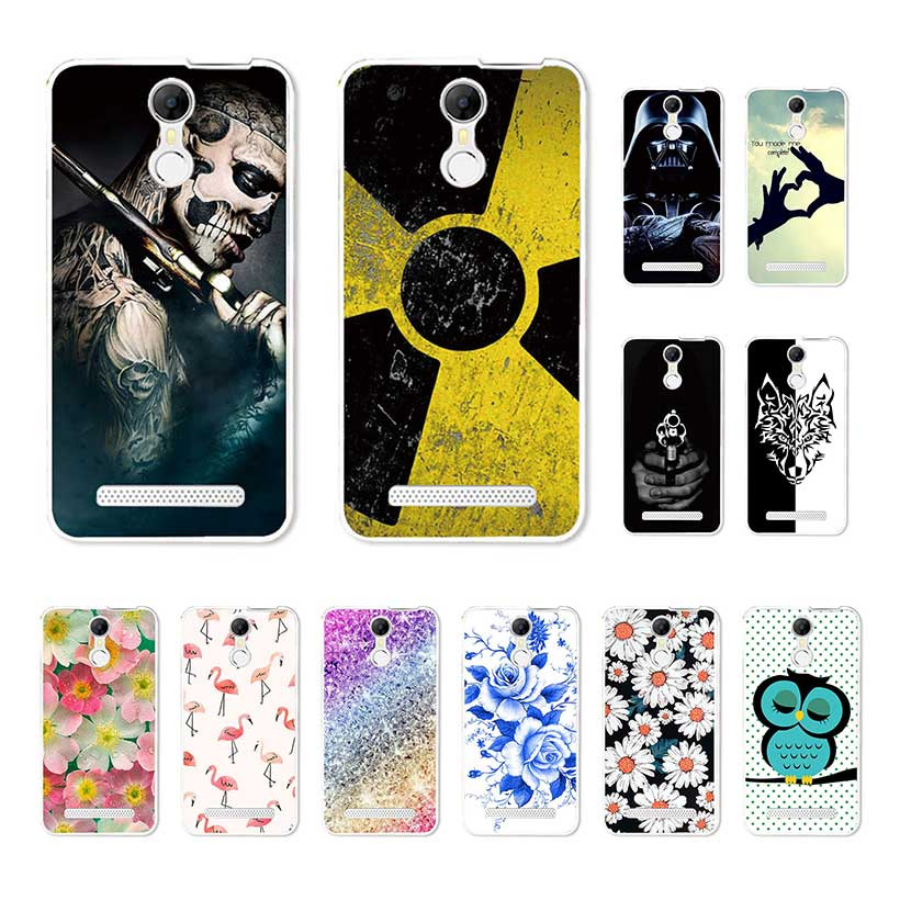 Bolomboy Painted Case For <font><b>Homtom</b></font> HT27 Case Silicone Soft TPU For <font><b>Homtom</b></font> <font><b>HT</b></font> <font><b>27</b></font> Cover Coque Flamingo Spiderman Bags 5.5 inch image