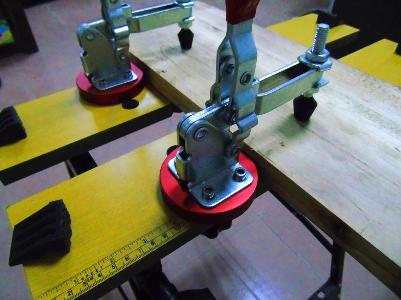 Woodworking fast Clamps,Woodworking retaining clip, woodworking pressure feeder (for 20MM hole)Woodworking fast Clamps,Woodworking retaining clip, woodworking pressure feeder (for 20MM hole)