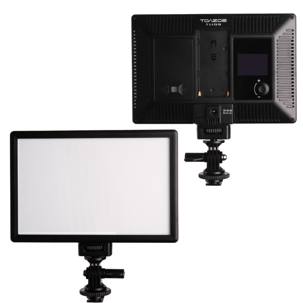 TOAZOE T119S Ультра жіңішке жарықдиодты - Камера және фотосурет - фото 2