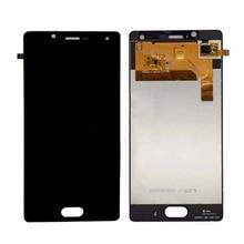Смартфон сборки для Micromax Q427 холст объединить 4 плюс Сенсорный экран + ЖК-дисплей Дисплей Сенсорный экран планшета замена датчика