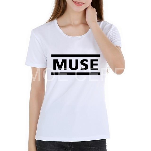 Band 2018 T Women's Muse Classic Shirt Tee Clothing Women bf7yg6
