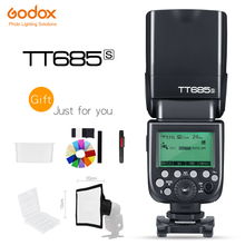 Godox Thinklite TT685S TTL HSS Camera Flash High Speed 1/8000s GN60 for Sony DSLR Cameras a77II a7RII a7R a58 a99