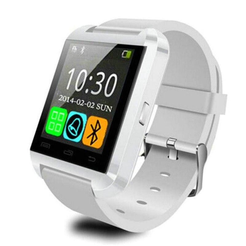 Galleria fotografica Smart Watch Bluetooth Smartwatch U8 Montre-Bracelet U Sport Montres Caméra À Distance pour Android téléphone huawei Samsung iPhone 2016 Nouveau