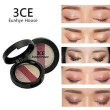 3CE EUNHYE HOUSE Eyes Makeup Luminous Glitter Shimmer Satin