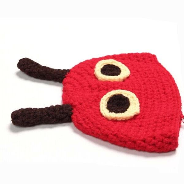 Caterpillar Design Häkelmuster Baby Beanie Hut mit Kokon Set Infant ...