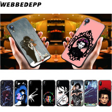 WEBBEDEPP Edward Scissorhands Movie Soft Silicone Case for iPhone 11 Pro Xr Xs Max X or 10 8 7 6 6S Plus 5 5S SE