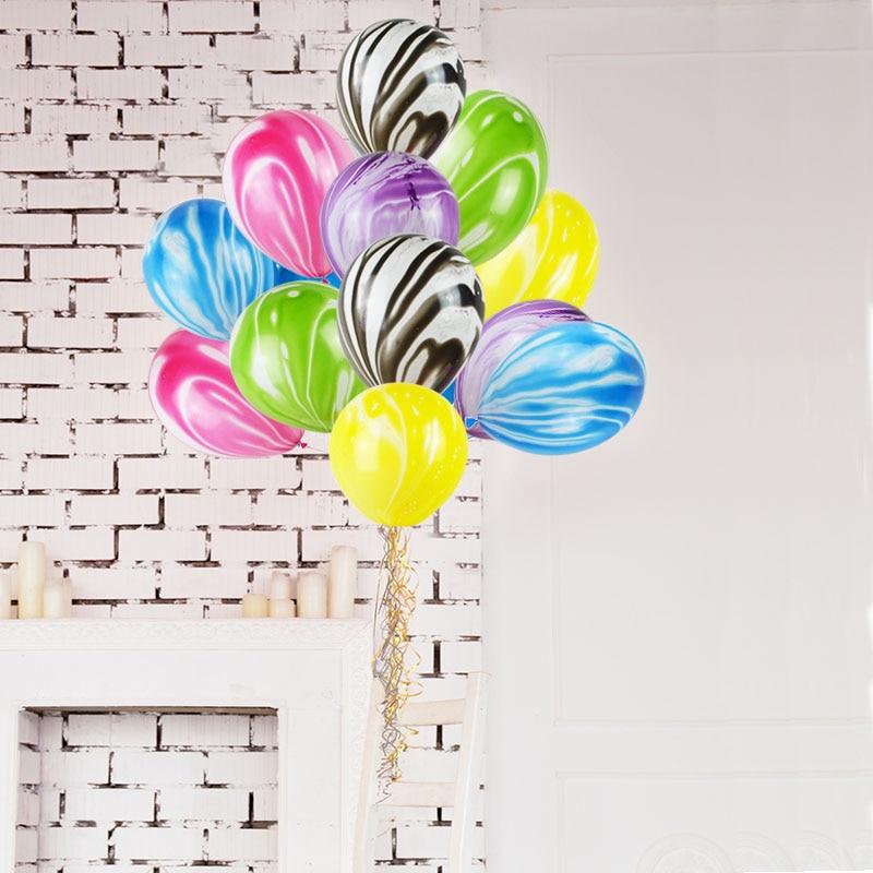5pcs Colourful Balloon Pink  Ballon Happy Birthday Balloon Baby Shower Decoration Kids Party Supplies Cartoon Hat