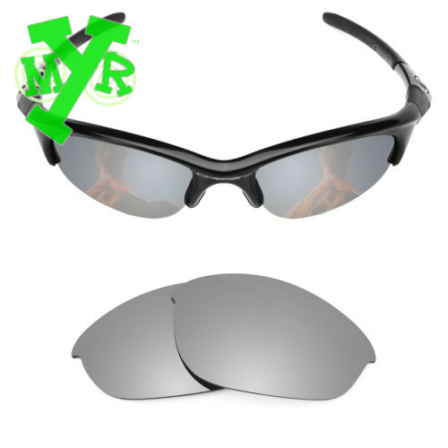 d7fce52631b Mouse over to zoom in. MRY POLARIZED Replacement Lenses for Oakley Half  Jacket 2.0 Sunglasses ...