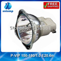 osram P-VIP 150-180/1.0 E20.6n projector lamp bulb for X6C/MP514/MP523/TDP-SP1/TDP-SP2/TDP-XP1/TDP-XP2 ...