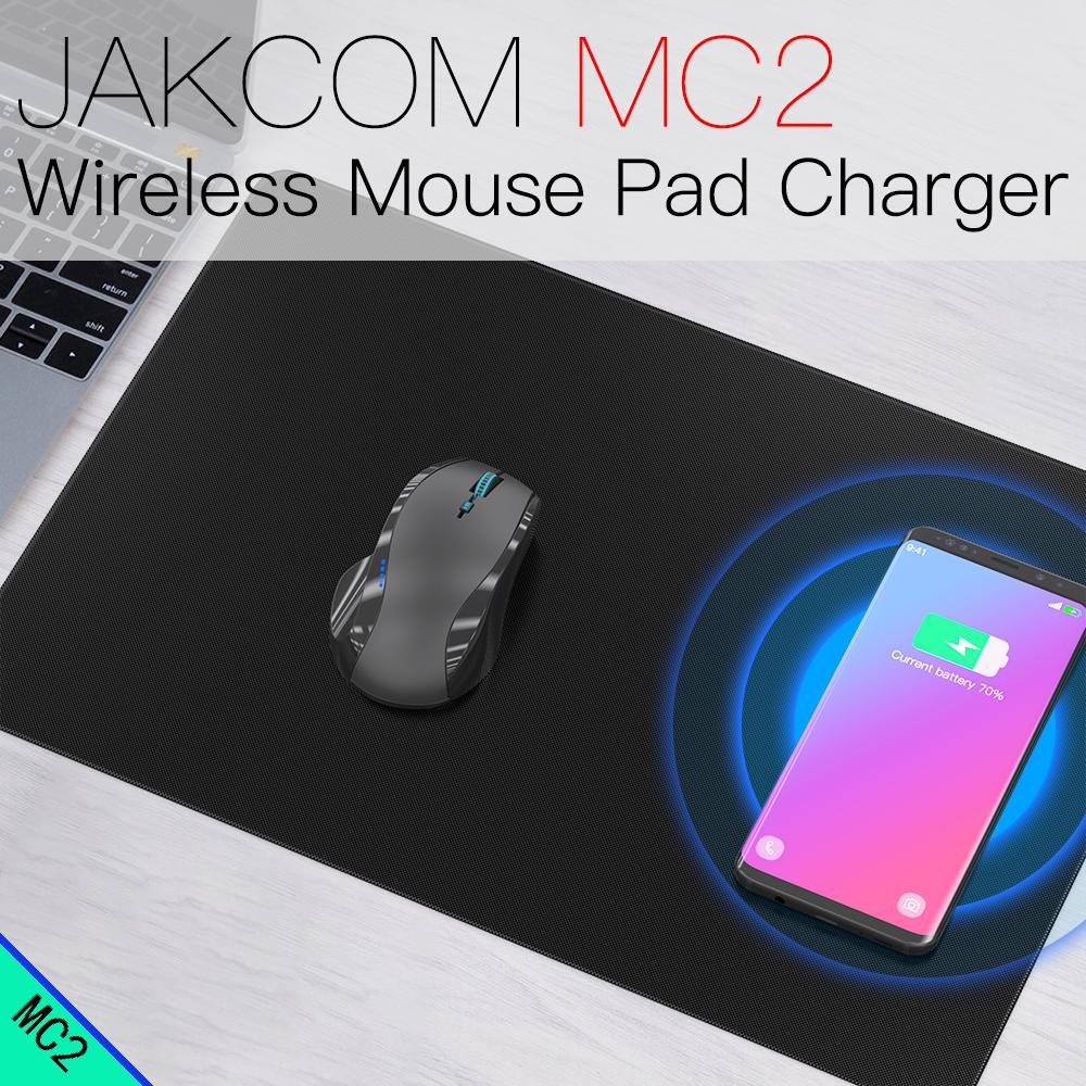 JAKCOM MC2 Wireless Mouse Pad Charger Hot sale in Chargers as opus liitokala lii 500 chargeur