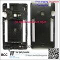 Оригинал Лучшее Качество Ближний Рамка Рамка Корпуса Задняя Крышка Пластиковый для Nokia lumia 625 N625 Max Lumia 625 H, + Код отслеживания