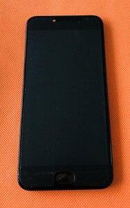 Image 3 - Alte Original LCD Display + Touchscreen + Rahmen für UMIDIGI C HINWEIS 2 MTK6750T Octa Core 5,5 Zoll FHD freies Verschiffen