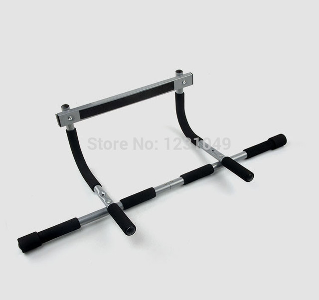 Body Fitness Exercise Equipment Home Gym Workout Trainning Door Pull Up Horizontal Parallel Bar Device Barfiks & Door Exercise Equipment u0026 Free Delivery Horizontal Bar Indoor Gym ... pezcame.com