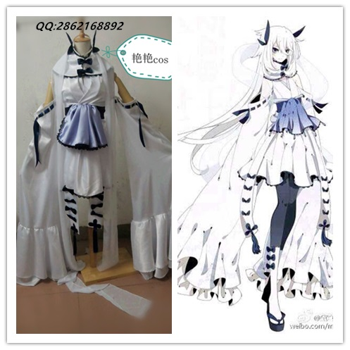 Pocket Monster Pokemon Lugia Cosplay Costume With Socks Anime Custom Any Size On Aliexpress