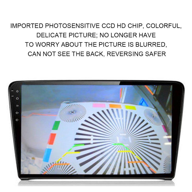 HD Star Night Vision Auto Kamera AHD Großen Bildschirm Navigation Gewidmet Bild Rückansicht Rückfahr Kamera