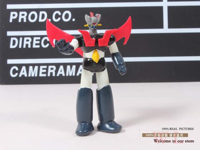 Envío Gratis 1 Unids Anime De Dibujos Animados Robot Mazinger Z Pvc Figura De Acción De Colección Modelo Juguetes Otfg093