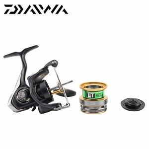 Image 4 - DAIWA EXCELER LT 1000DXH 2000DXH 2500DXH 3000CXH 4000DCXH 5000DCXH 6000DH Spinning Fishing Reel High Gear Ratio 5BB LT Body