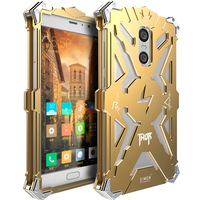 Drop Resistance Aluminum Metal Armor Cover Case For Xiaomi Redmi Note 4 Aluminium Frame Anti Knock