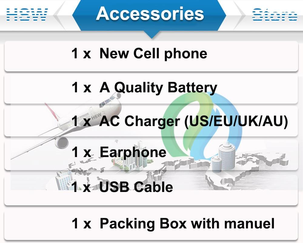 Original Unlocked LG G3 5.5 inch D855 D850 D851 Quad-core 3GB RAM+32GB ROM Free Shipping