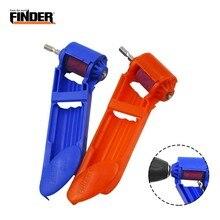 FINDER Portable Drill Bit Grinder Kit Per Affilare I Coltelli Mola Coltello Elettrico Twist Drill Mini Angolo di Macchina Per La Frantumazione di Strumento di Potere