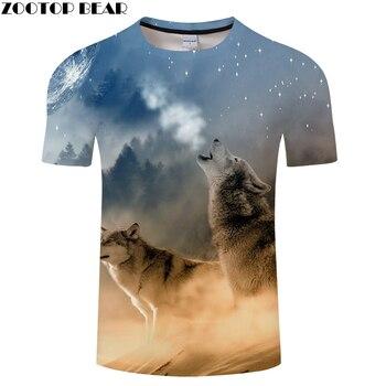 Tee-shirt homme impression 3D 99