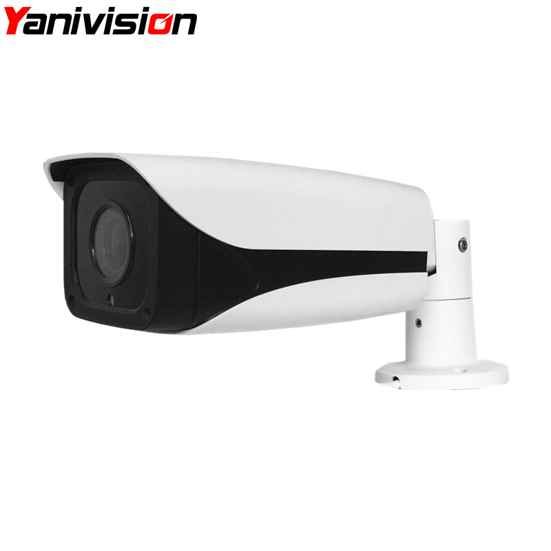 2.8-12mm Motorized Auto Focus Zoom Lens Array Leds Surveillance CCTV Camera IP Security H.264 H.265 1080P 5MP IP Camera