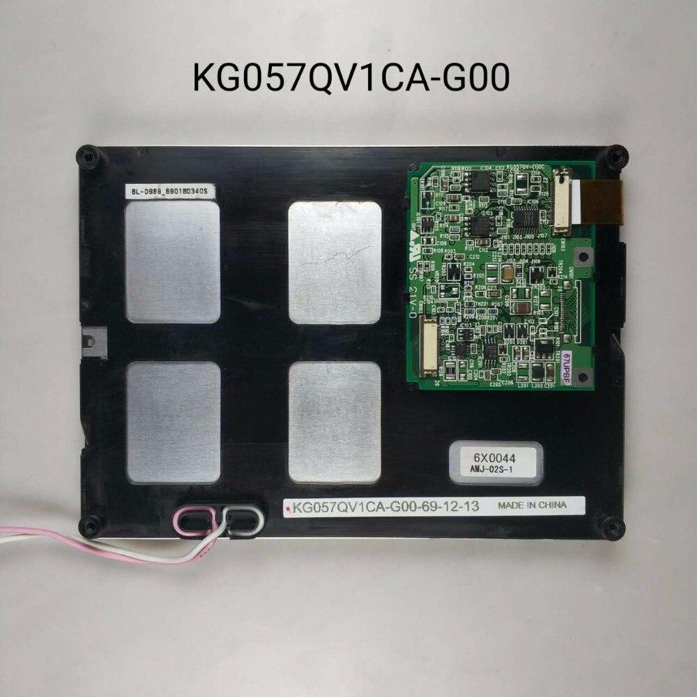 Original Kyocera's 5.7'' inch industrial display KG057QV1CA-G00 new original kg057qv1ca g00 kg057qv1ca g01