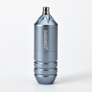 Image 5 - EZ פגיון X/Y FAULHABER מנוע מחסנית קעקוע מכונת עט רירית הצללת עבור מחסנית מחט עם 1pcs EZ מאסטר קליפ כבל