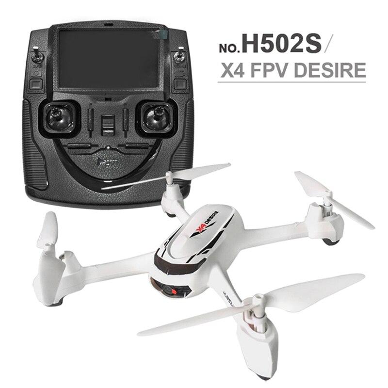 где купить Hubsan X4 H502S RC Drone 5.8G FPV GPS Altitude Mode RC Quadcopter with 720P Camera Follow Me One Key Return Headless Mode Drones по лучшей цене