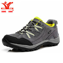 Famous Brand Xiang Guan Mens Sports Outdoor Hiking Shoes For Men Sport Climbing Mountain Trekking Shoes Sneakers Man