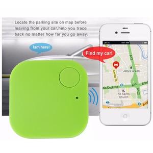 Image 3 - Hot Car Motor Smart Mini Bluetooth GPS Tracker Kids Pets Wallet Keys Alarm Locator Realtime Finder Device Electronics Accessorie