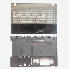 Novo para acer aspire v3 V3-571G V3-551G V3-571 q5wv1 palmrest capa/d escudo portátil inferior base caso capa