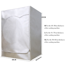 Pro Washing Machine Cover For Front Load Washer