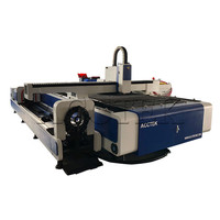 Hot Selling Cypcut Control Software 500w 1kw 2kw optical Fiber laser cutting machine for metal tube pipe