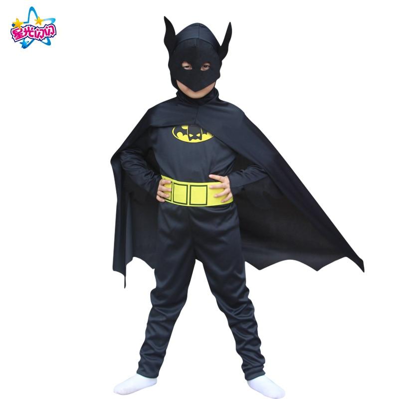 Gratis forsendelse Superhero Muscle Batman Captain America Iron Man - Kostumer - Foto 4