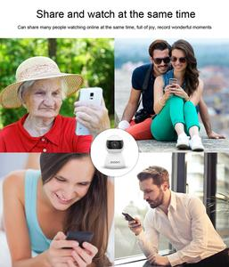 Image 3 - Jooan  Wifi Camera 1080P Home WiFi IP Cam Night Vision Smart Camera Webcam Video Surveillance  Motion Detection Mobile Viewing